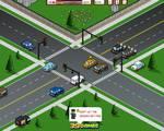 Közlekedési lámpák irányítása